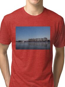 Seagull Convention on Thin Ice Tri-blend T-Shirt