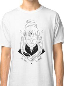 Moon / Death Classic T-Shirt