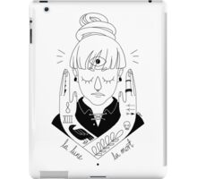 Moon / Death iPad Case/Skin