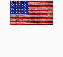 Florida Keys Grunge Stars and Stripes Unisex T-Shirt