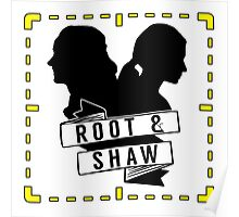 Root & Shaw Poster