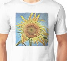mom's sunflower Unisex T-Shirt
