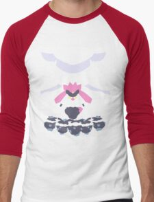 Diancie's Power Men's Baseball ¾ T-Shirt