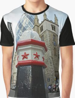 London, City of London Graphic T-Shirt