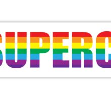 Supercat Pride Sticker