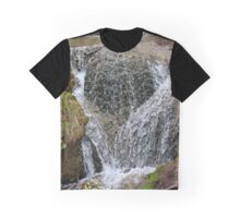 Water Curtain Graphic T-Shirt