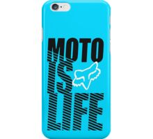 Moto is Life iPhone Case/Skin