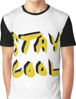 Stay Cool y&b Graphic T-Shirt