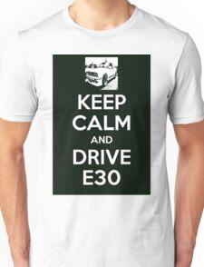 love bmw e30 T-Shirt