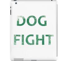Dog Fight- Painted iPad Case/Skin