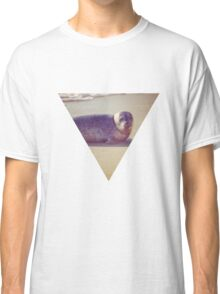 Sand, Sea and a Seal Classic T-Shirt