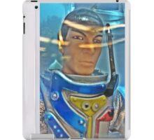 to boldly go.... part one iPad Case/Skin