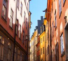 Stockholm Sticker