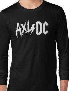 Axl/Dc (White Logo) Long Sleeve T-Shirt
