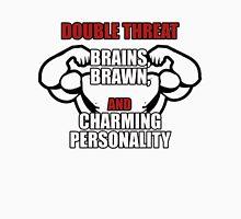 Double Threat Unisex T-Shirt