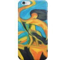 Dancing Fire - Sequel iPhone Case/Skin