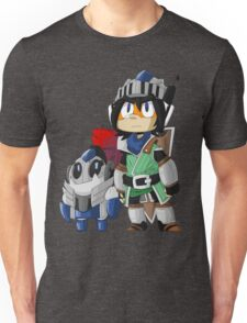 Lance and CHIV Vector Unisex T-Shirt
