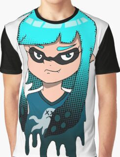 Inkling - BLUE TEAM Graphic T-Shirt