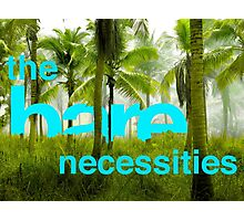 The Simple Bare Necessities Photographic Print