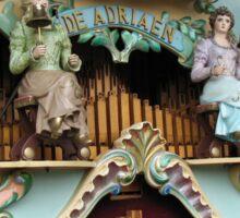 The Oldest Organ in Holland Sticker