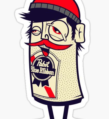 Hip In A Can Sticker