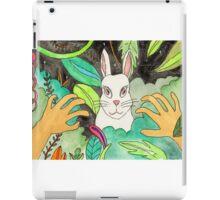 Psychedelic Rabbit iPad Case/Skin