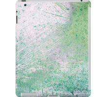 Old car abstract 10 iPad Case/Skin
