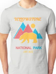 YELLOWSTONE Unisex T-Shirt