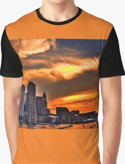 Golden Moments Graphic T-Shirt
