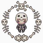 The Skeleton by iamnotadoll