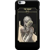 The Moon - Sinking Wasteland Tarot iPhone Case/Skin