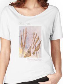 Guayas, Ecuador Women's Relaxed Fit T-Shirt