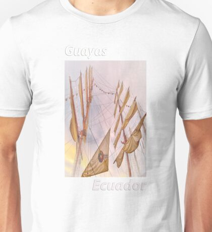 Guayas, Ecuador Unisex T-Shirt
