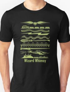 Wizard Whimsy Unisex T-Shirt