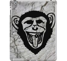 Granite Chimp iPad Case/Skin