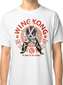 Big Trouble in Little China - Wing Kong Exclusive Classic T-Shirt