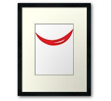 Electrode Framed Print