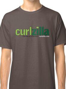 Curlzilla - Curling as a Service Logo Classic T-Shirt