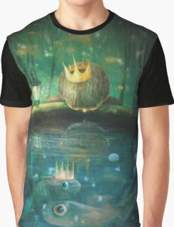Crown Prince Graphic T-Shirt