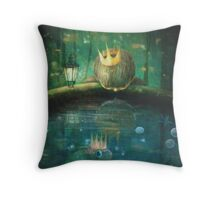 Crown Prince Throw Pillow