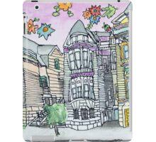San Francisco Houses #16 iPad Case/Skin