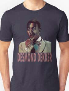 Desmond Dekker  T-Shirt