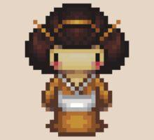 golden geisha by iamnotadoll