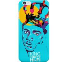 King Tubby's Hi - Fi iPhone Case/Skin