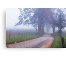 A Sparks Lane Morning Canvas Print