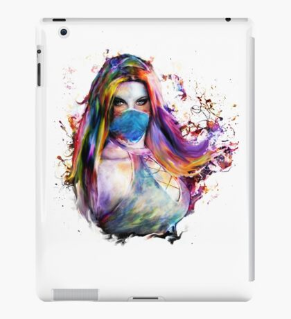 Kitana iPad Case/Skin