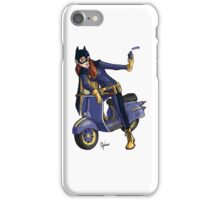 Batgirl takes a selfie. iPhone Case/Skin