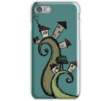 Topsy Turvy iPhone Case/Skin
