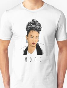 Selena Mood in Color Unisex T-Shirt