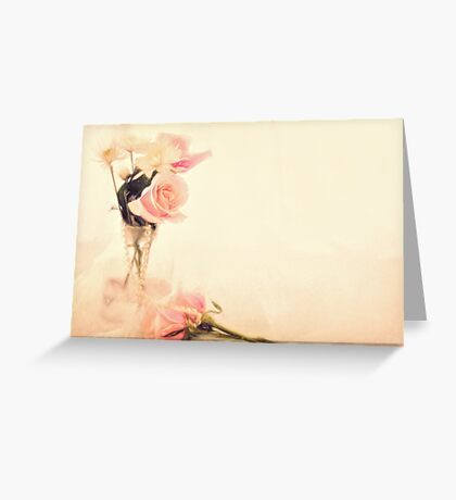 Pearl Bouquet Greeting Card